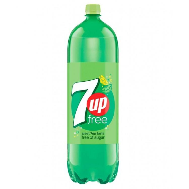 7 Up Sugar Free Bottle 1.5L