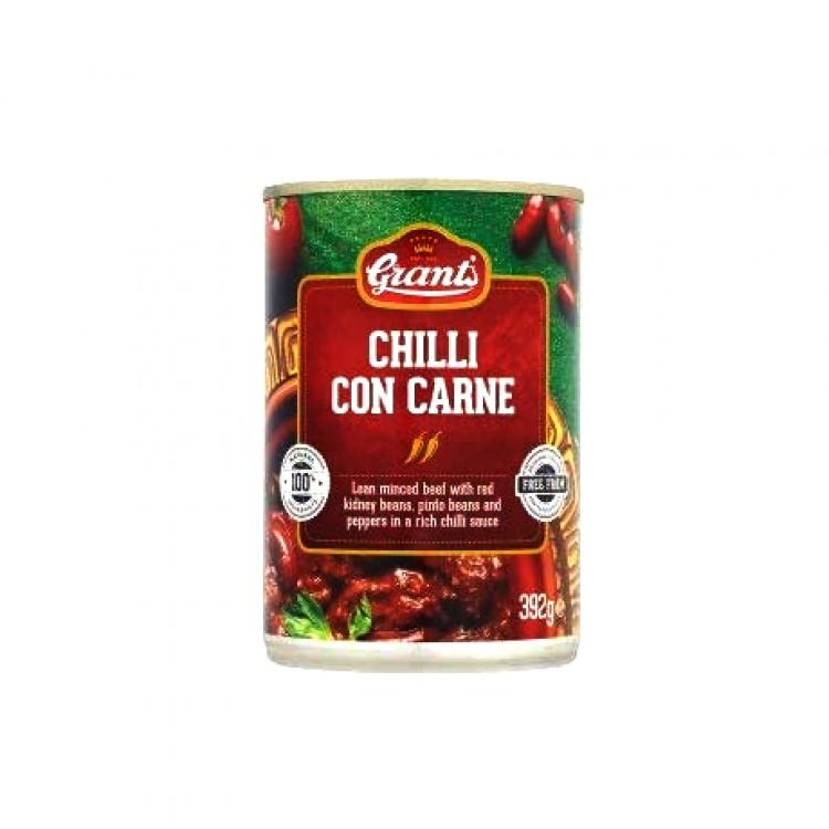 Grants Chilli Con Carne 392g