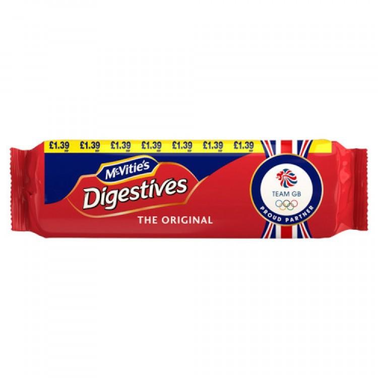 Mcvities Digestive The Original 400g - £1