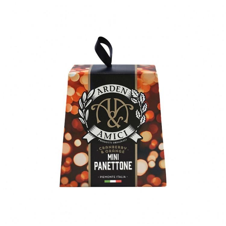 Arden Amici Cranberry & Orange Panettone 100g
