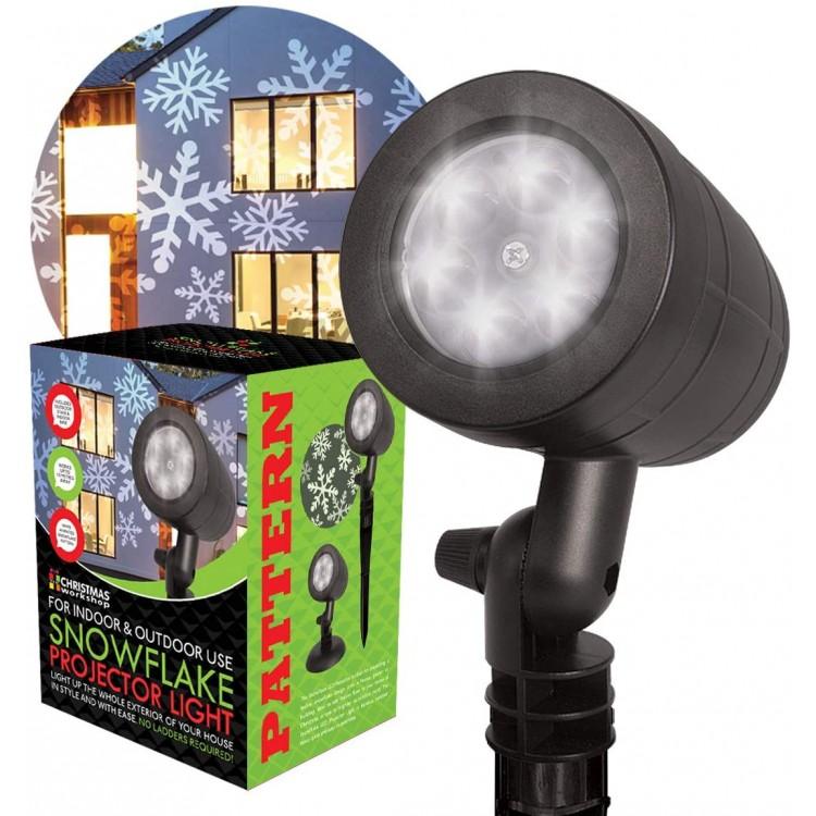 Snowflake Projector Light Indoor or Outdoor
