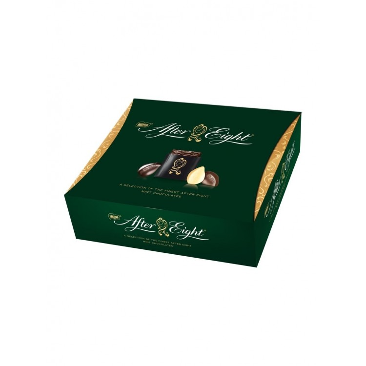After Eight Gift Box Duty Free 363g Box