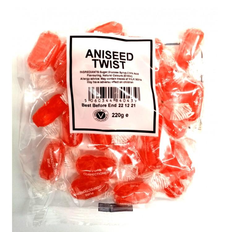 Aniseed Twist 220g
