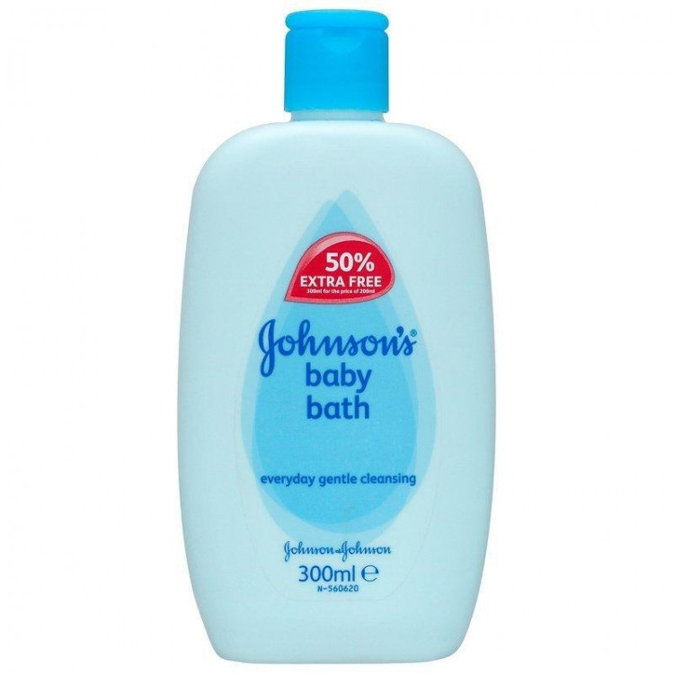 Johnsons Baby Bath 200ml