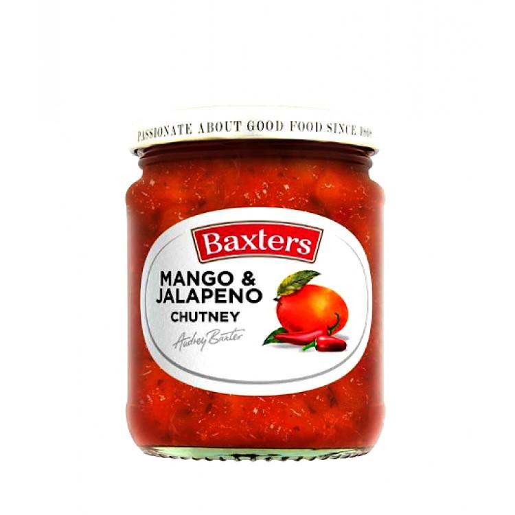 Baxters Mango & Jalapeno Chutney 265g