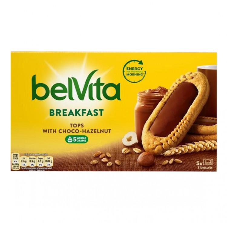 Belvita Breakfast Tartine Biscuits 5 pk x 3