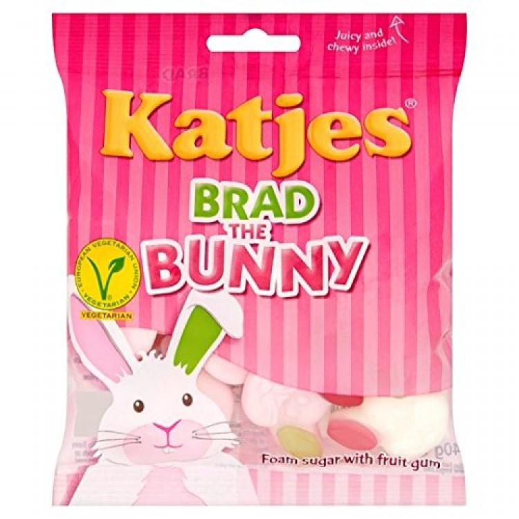 Katjes Brad the Bunny Sweets 140g
