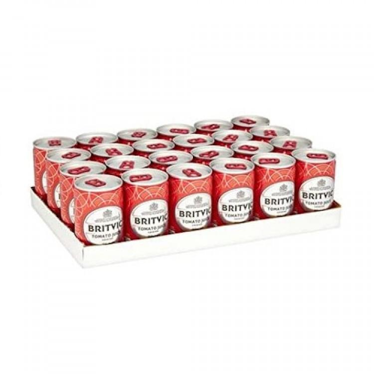 Britvic Tomato Juice Cocktail 150ml x 24 - CASE PRICE