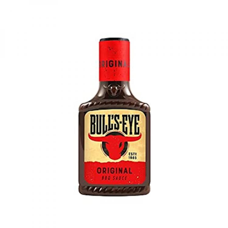 Bulls Eye Original BBQ Sauce 355g