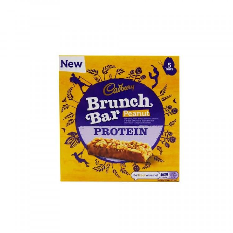 Cadburys Brunch Bar Peanut 5pk