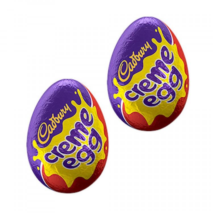 Cadbury Creme Egg 40g 2 For £1