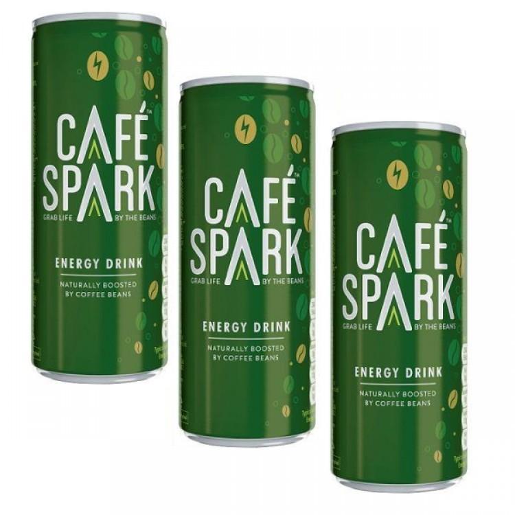 Cafe Spark Energy Drink 250g 3 for £1