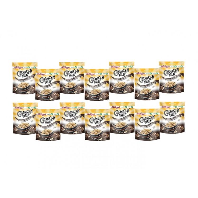 Kelloggs Crunchy Nut Glorious Oat Granola 55g x 14 CASE PRICE
