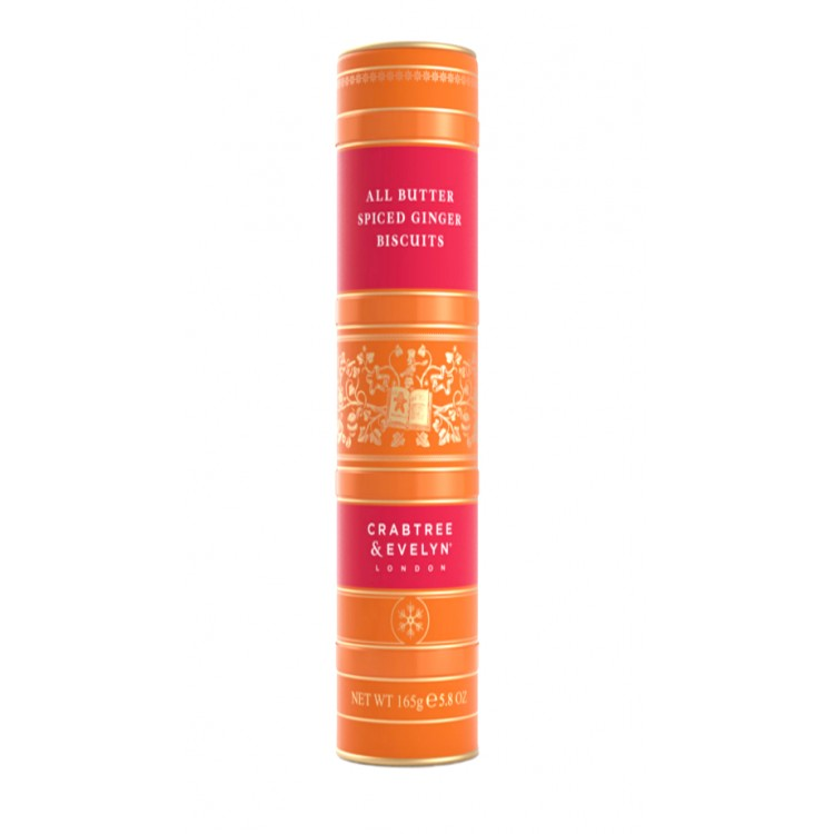 Crabtree & Evelyn Ginger Spice Biscuits 175g