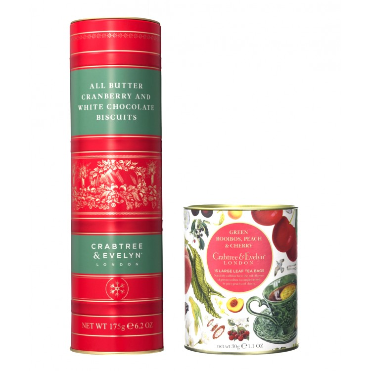 Crabtree & Evelyn Tea & Biscuits Gift Set