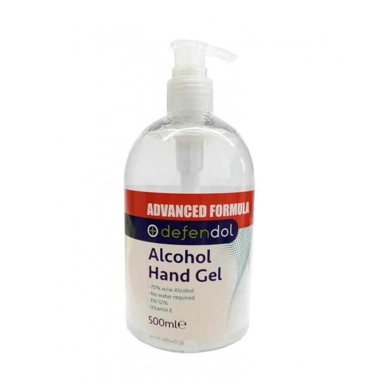 Alcohol Hand Gel 500ml