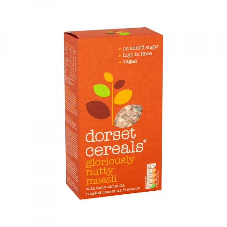 Dorset Cereal Gloriously Nutty Muesli 500g