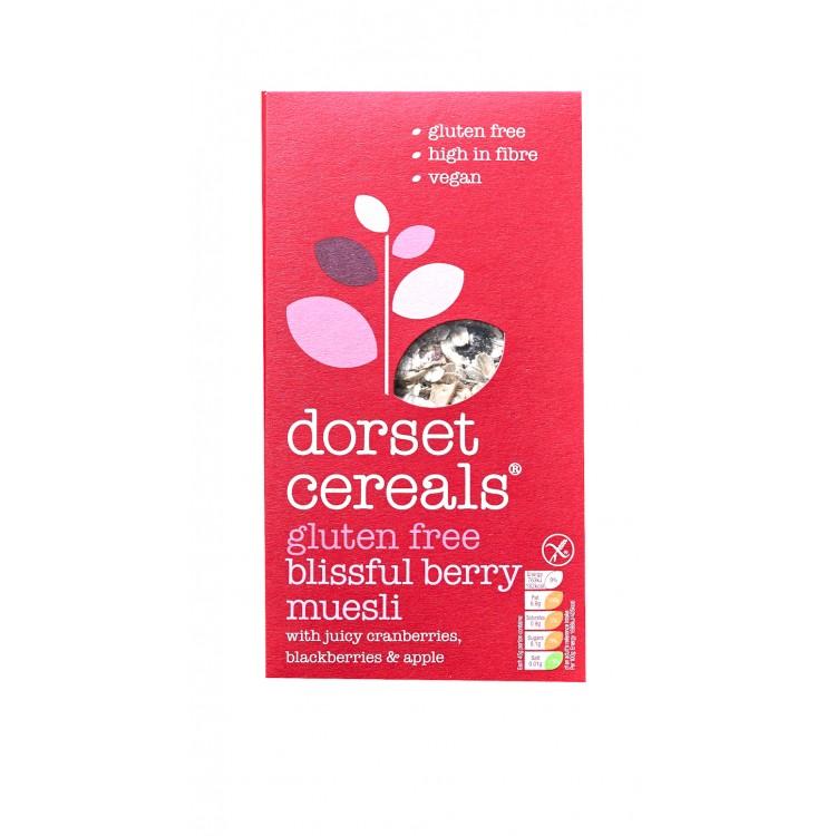 Dorset Gluten Free Blissful Berry Muesli 400g