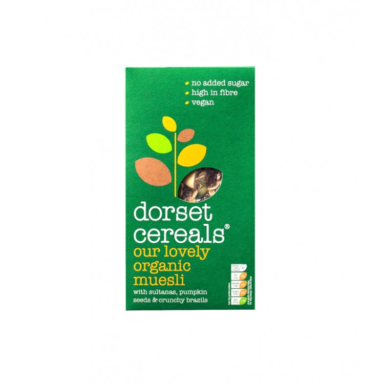 Dorset Our Lovely Organic Muesli 700g