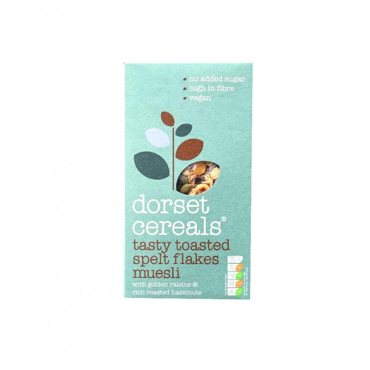 Dorset Toasted Spelt Muesli 570g