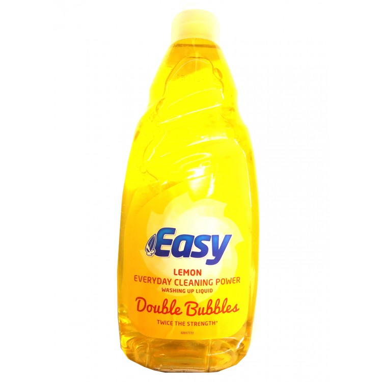 Easy Lemon Washing Up Liquid 500ml