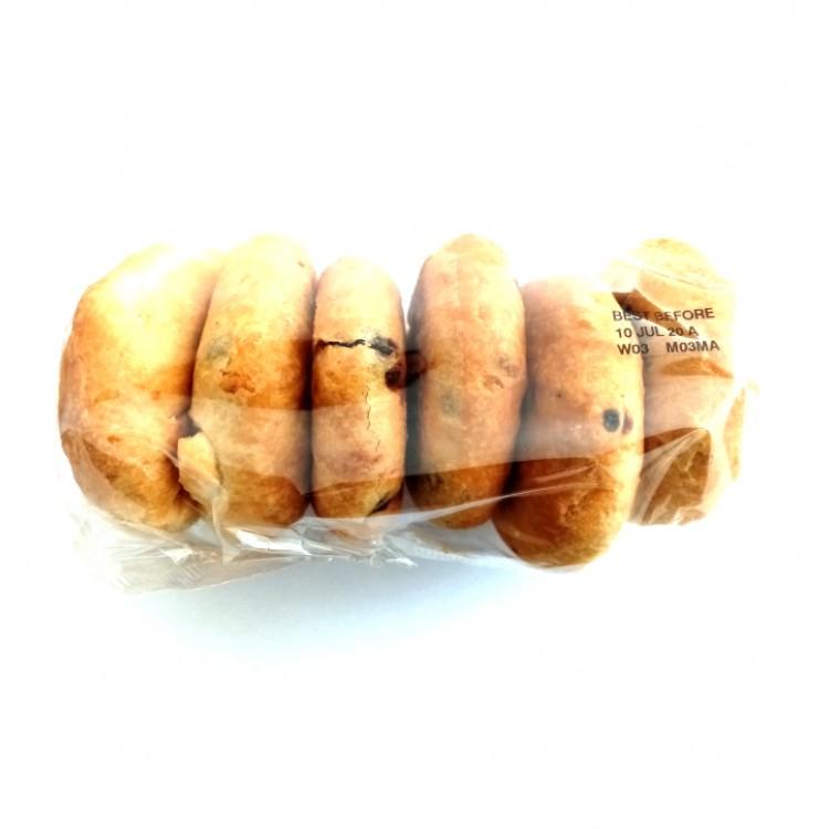 Eccles Cakes 6 - 300g