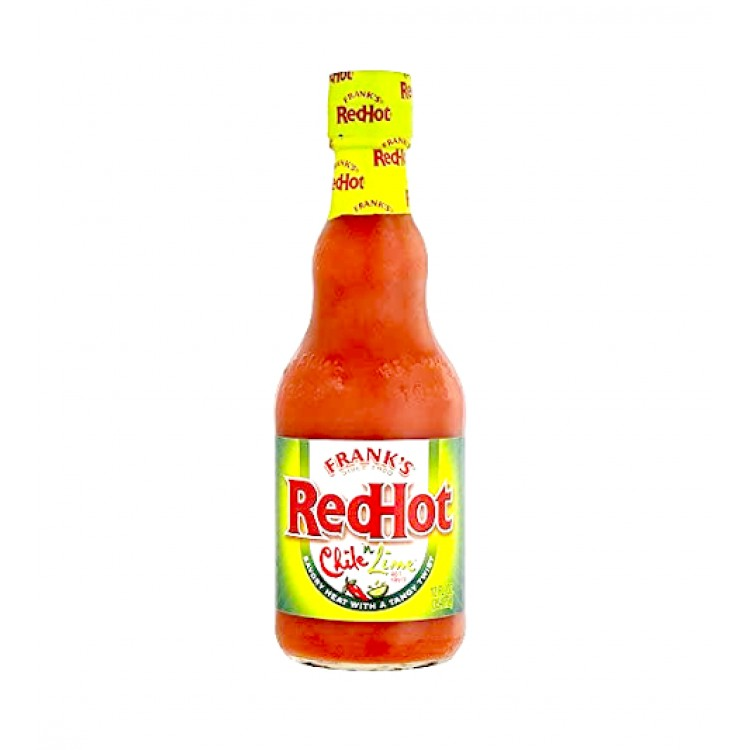 Franks Red Hot Chilli n Lime Sauce 148ml
