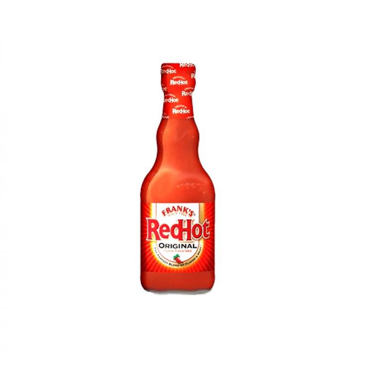 Franks Red Hot Original Cayenne Pepper Sauce 354ml