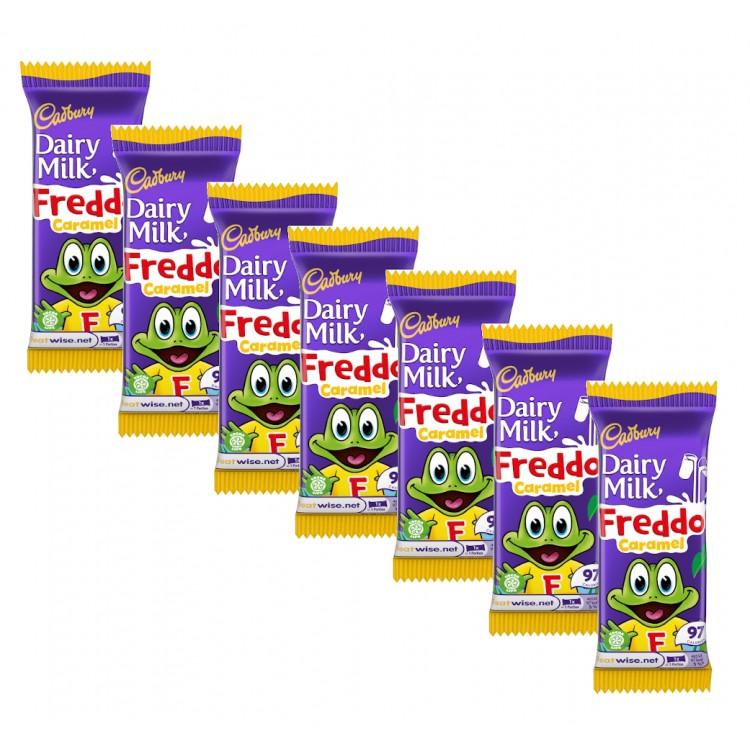 Dairymilk Freddo Caramel 7 For £1