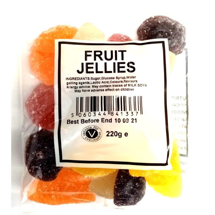 Fruit Jellies 220g