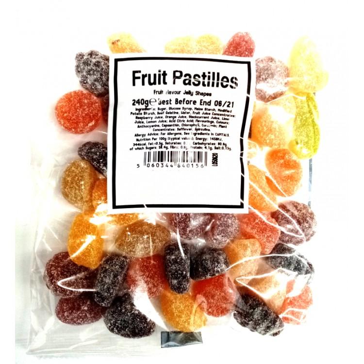 Fruit Pastilles 240g