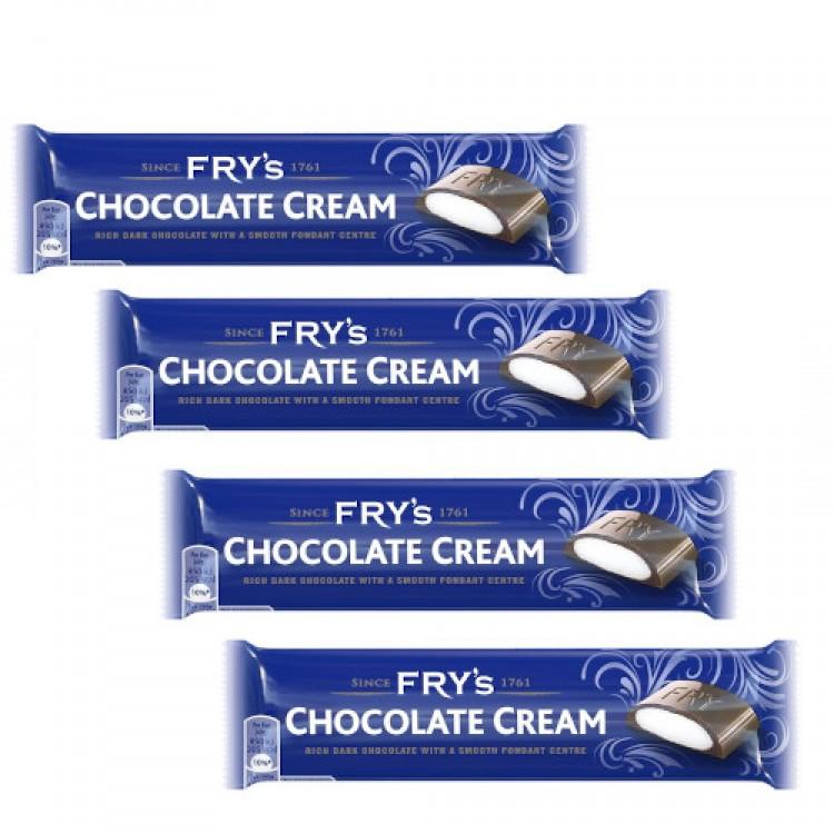 Fry's Chocolate Creams (single) 49g 4 For £1