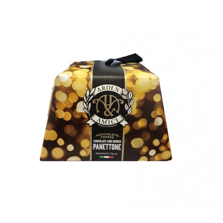 Arden Amici Chocolate & Ginger Panettone 100g