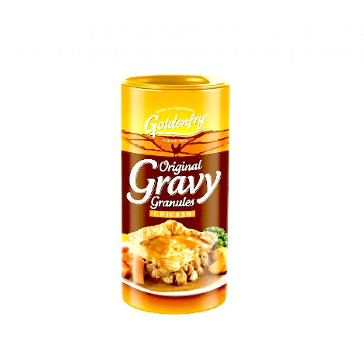 Golden Fry Original Gravy Granules Chicken - 400g