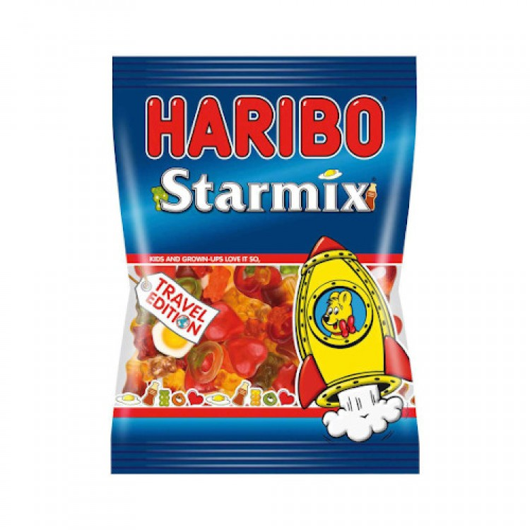 Haribo Starmix Big Bag Travel Edition 500g