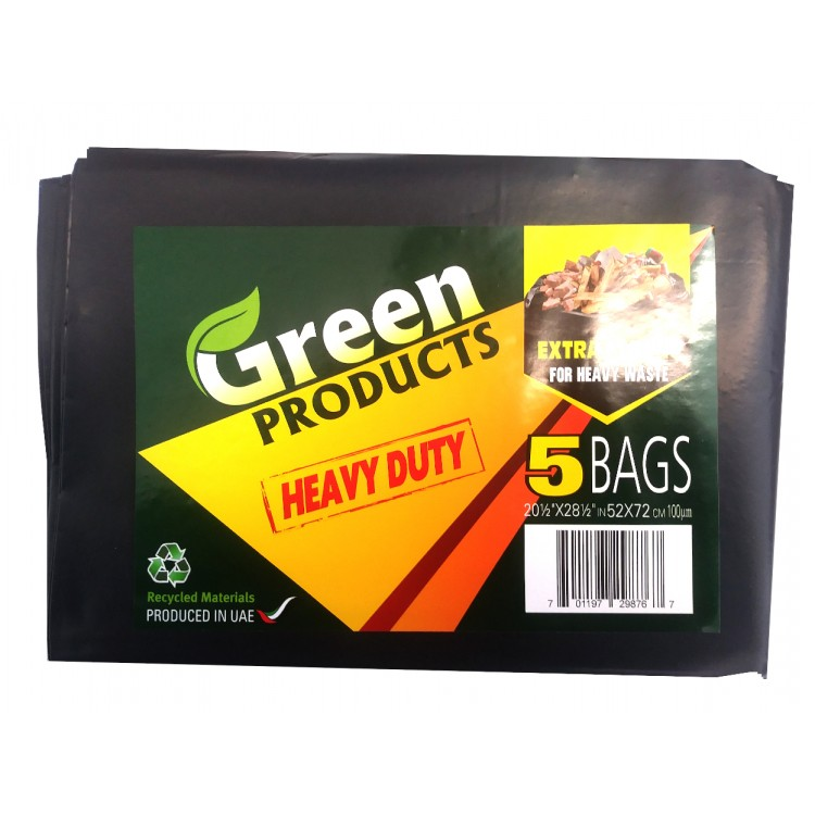 Green Products Heavy Duty Garden Sacks x 5