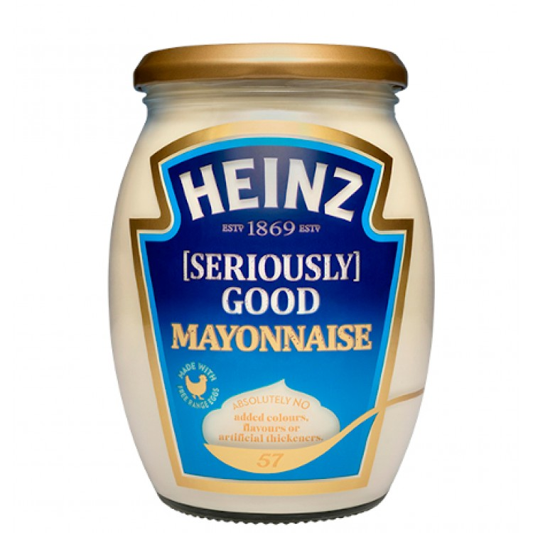 Heinz Seriously Good Mayonnaise - 680g
