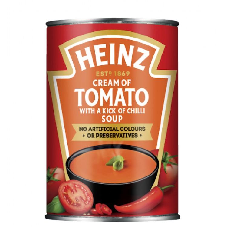 Heinz Tomato & Chilli Soup 400g