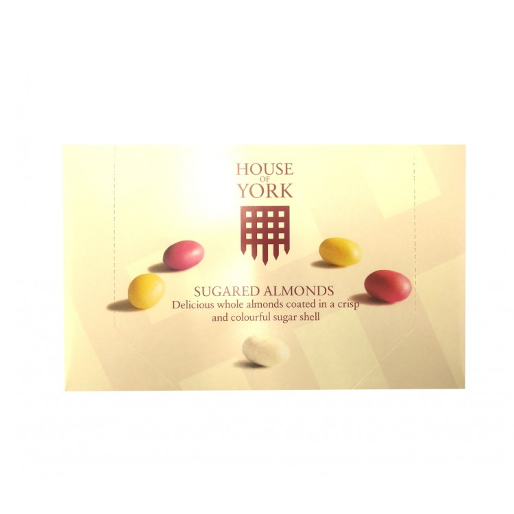 House of York Sugared Almonds 140g