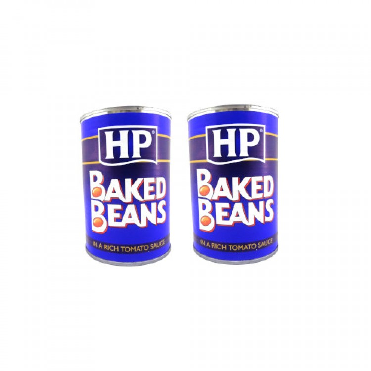 Hp Baked Beans in Tomato Sauce 415g - 2 for £1
