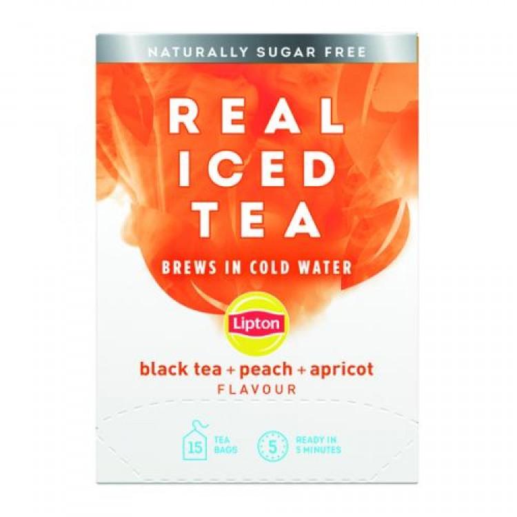 Lipton Real Iced Tea 15's.