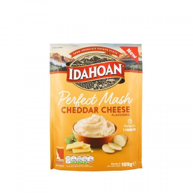 Idahoan Perfect Mash Cheddar Cheese Flavoured 109g