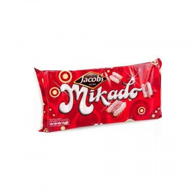 Jacobs Mikado Biscuits 125g