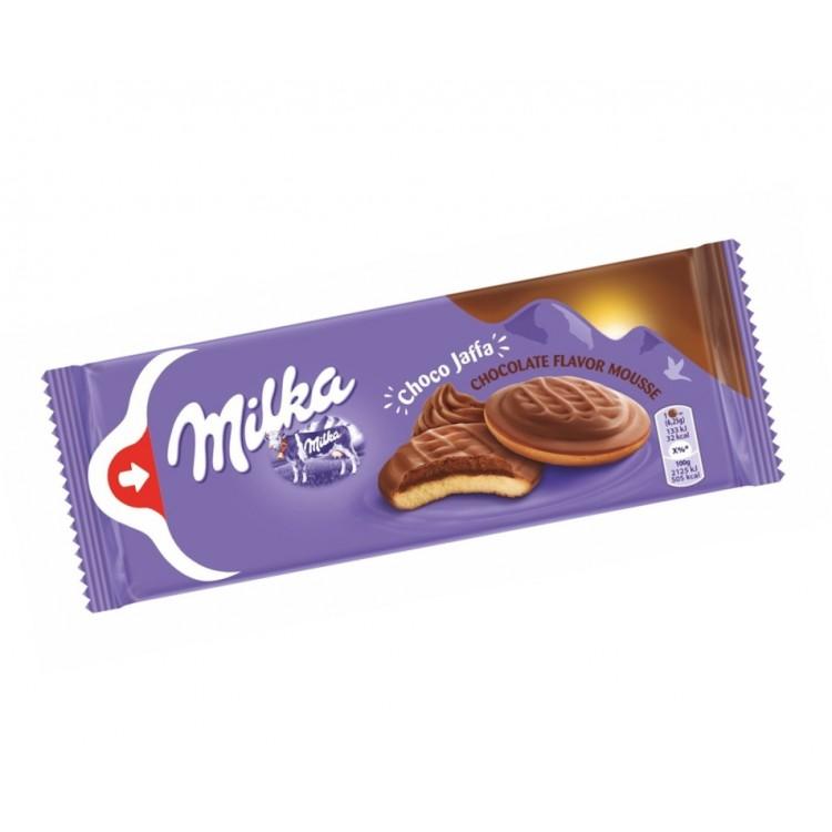 Milka Choco Jaffa Chocolate Flavour Mousse 128g