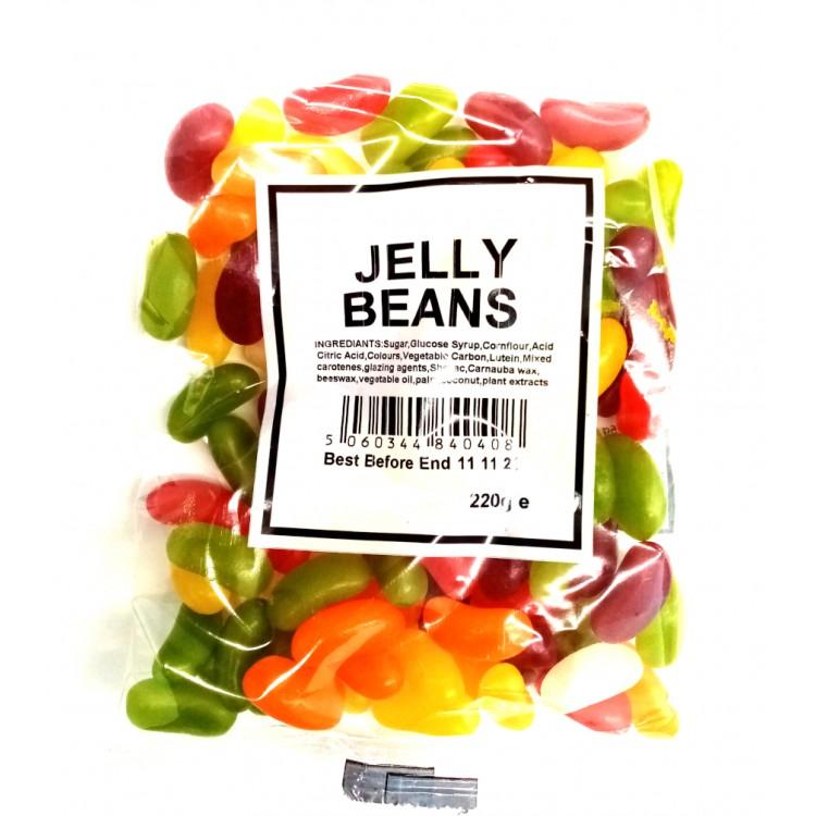 Jelly Beans 220g (Share Bag)