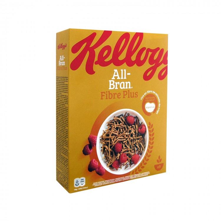 Kelloggs All-Bran Fibre Plus 375g £1.09