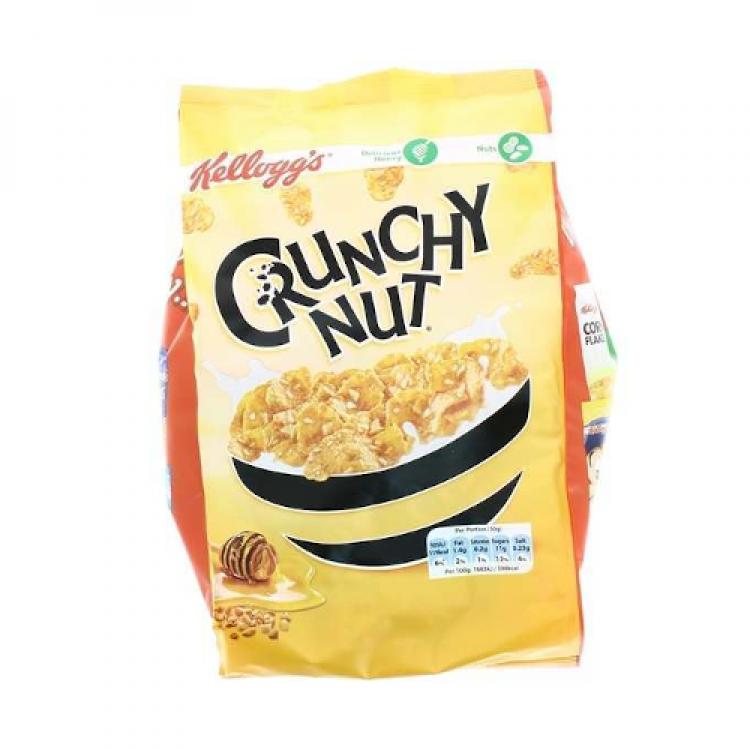 Kelloggs Crunchy Nut 210g Bag
