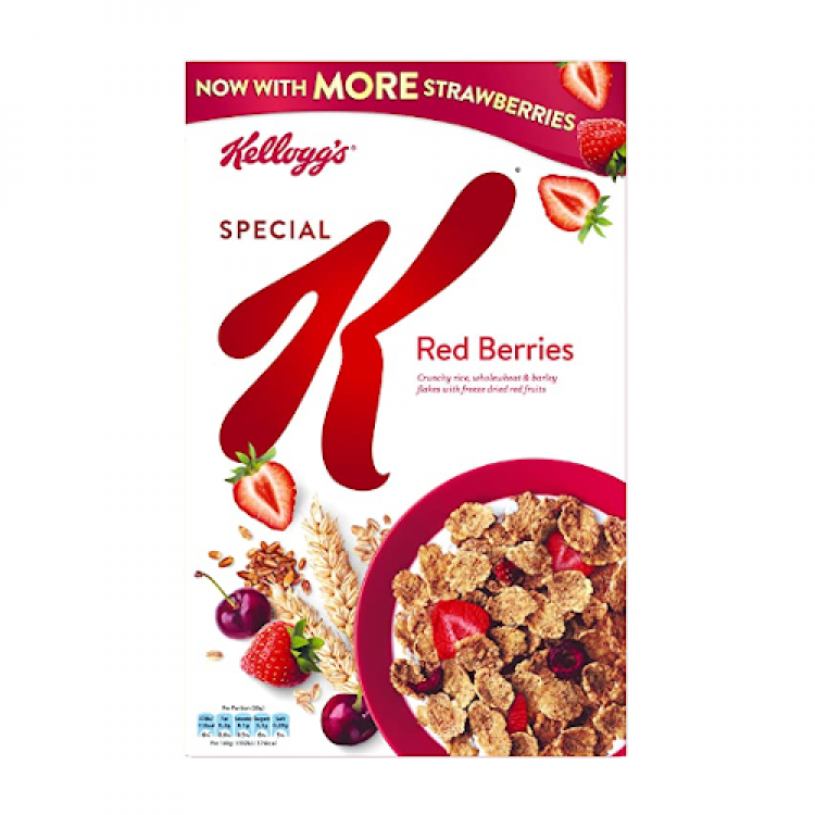 Kelloggs Special K Red Berries Cereal 500g