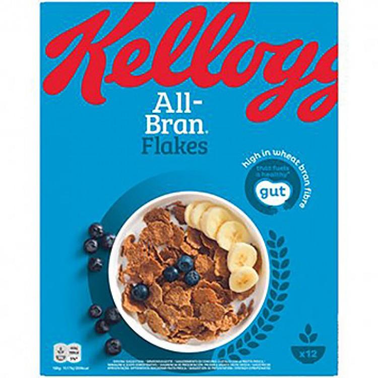 Kelloggs All-Bran Flakes 375g