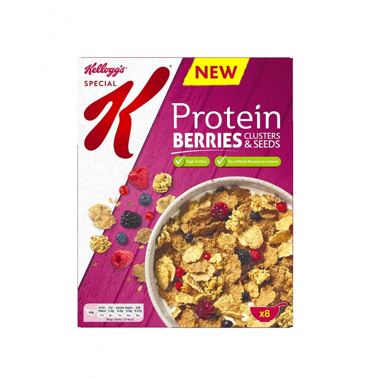 Kelloggs Special K Protein Berries 320g